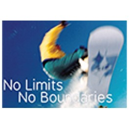 No Limits No Boundaries by Andre Roebert