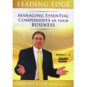 Leading Edge- Managing Essential Components of your business by Gregory Clur